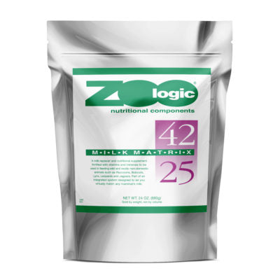 Zoologic Milk Matrix 42/25 Powder