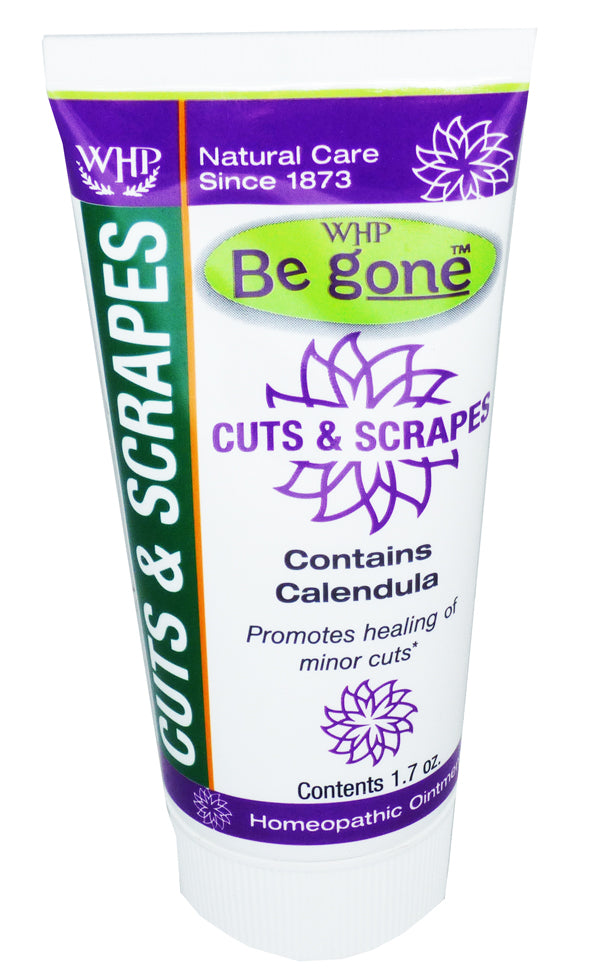Be Gone- Cuts and Scrapes