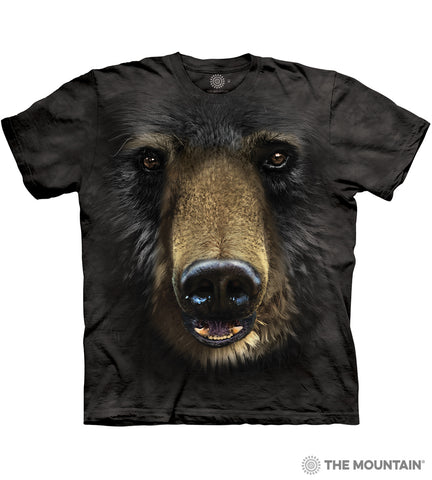 Bear Big Face T-Shirt