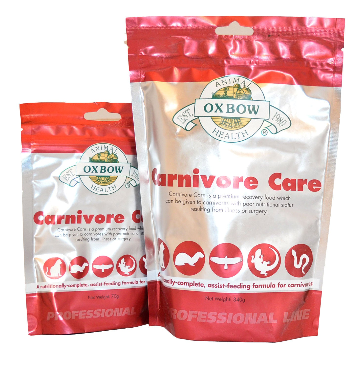 Carnivore Care by Oxbow - Squirrels and More