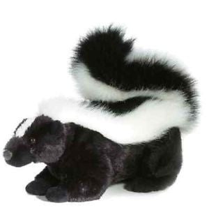 Skunk Plush Cuddlekin - Squirrels and More