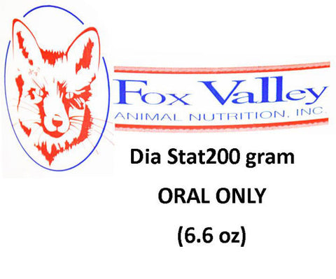 Dia Stat by Fox Valley Day One Nutrition Stat 200 gram 6.6 oz