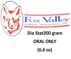 Dia Stat by Fox Valley Day One Nutrition Stat 200 gram 6.6 oz - Squirrels and More