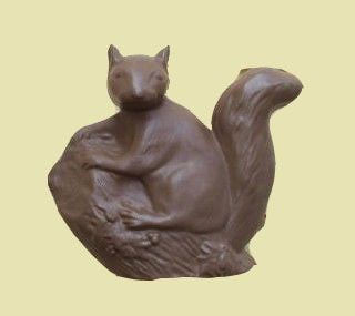 Squirrel Faucet Cover