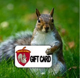 The Squirrels and More Gift Card - Squirrels and More - 1
