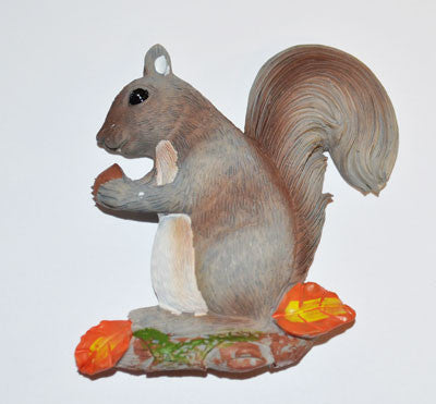 Colorful Squirrel Magnet
