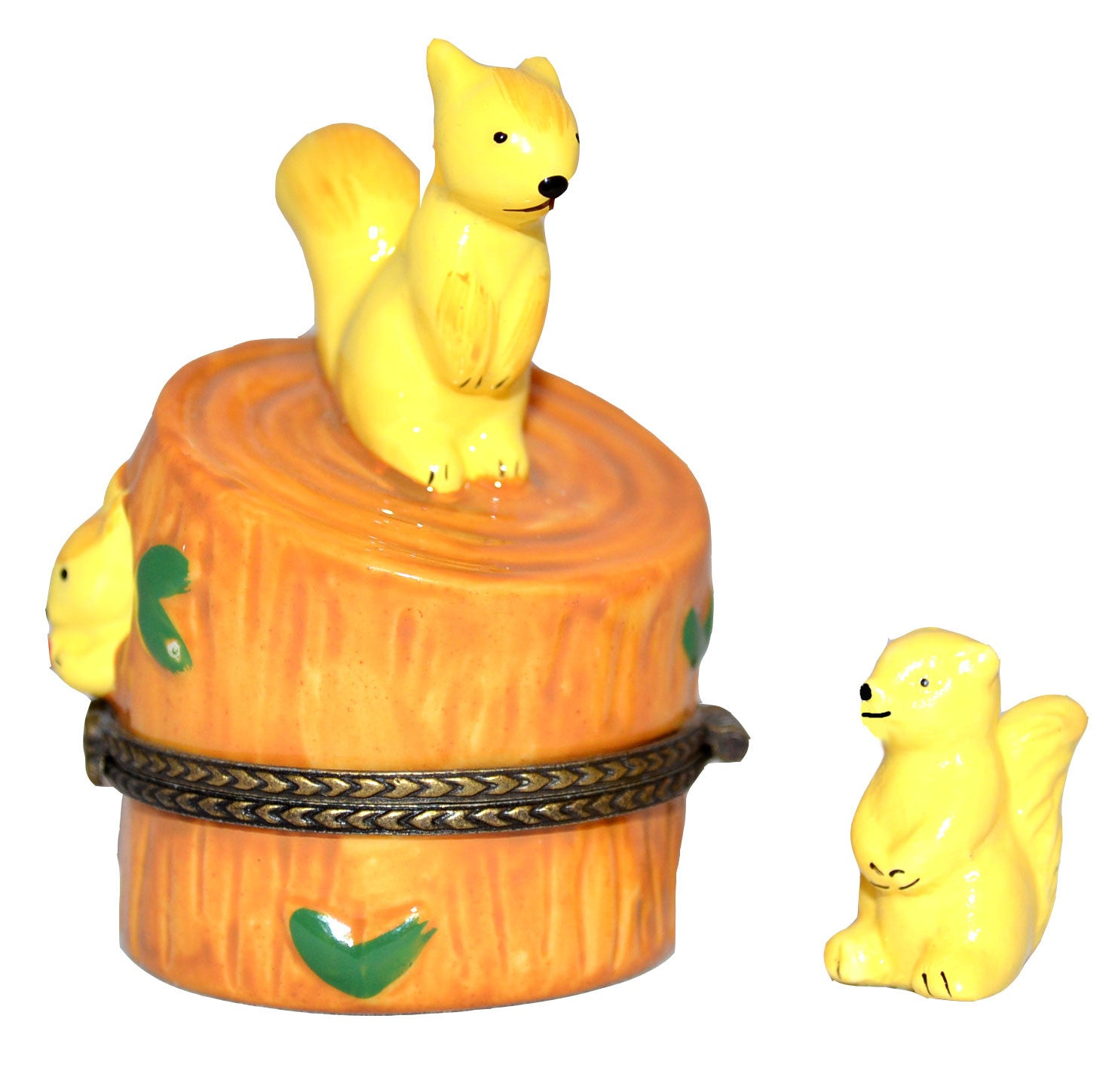 Squirrel Trinket Set - Squirrels and More