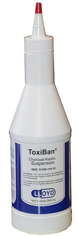 ToxiBan Charcoal-Kaolin Suspension