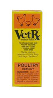 Vet RX Poultry Remedy-2 oz.
