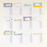 Small Moments Monthly Planner