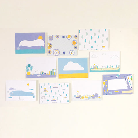 Small Moments Postcards (set of 10)
