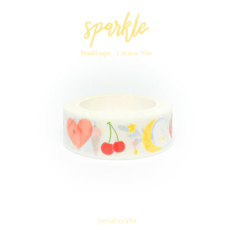 Sparkle Washi Tape