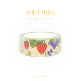 Summer Berries Washi Tape