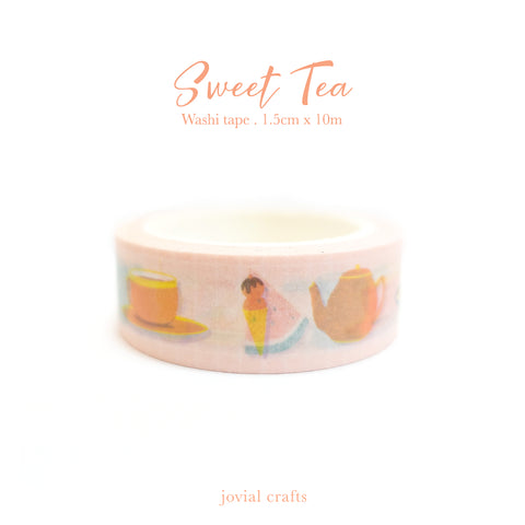 Sweet Tea Washi Tape