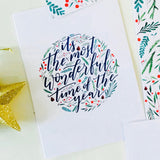 Love Joy Peace Christmas Cards