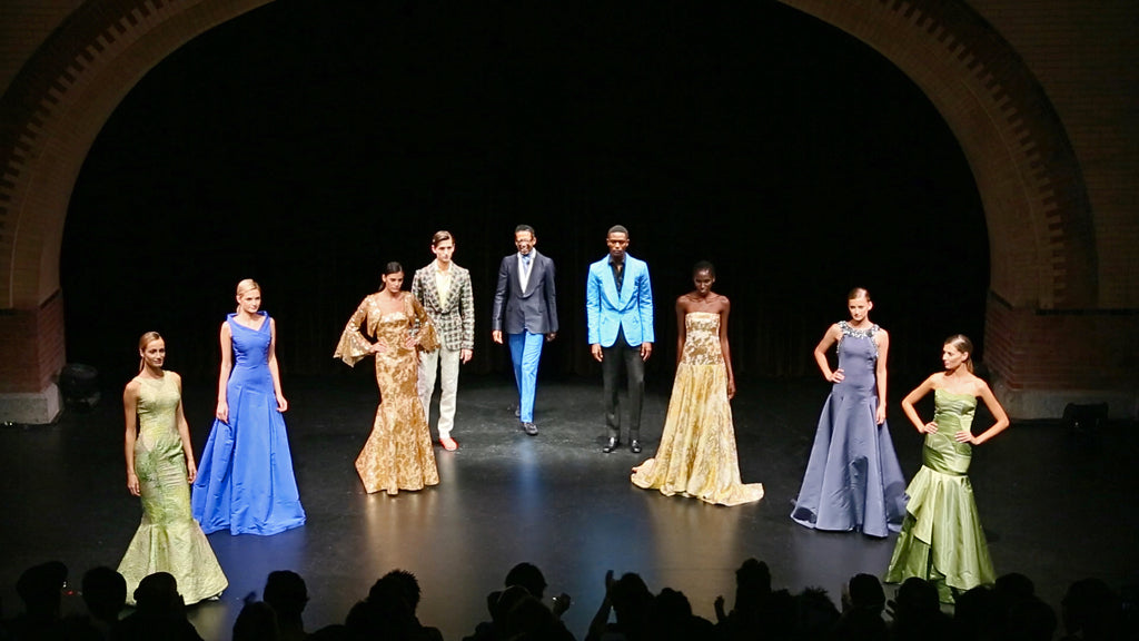 From the Runway: bmichael AMERICA Designer Spring Collection