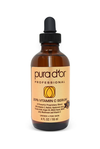 Pura D'or Vitamin C Serum Natural and Organic Beauty