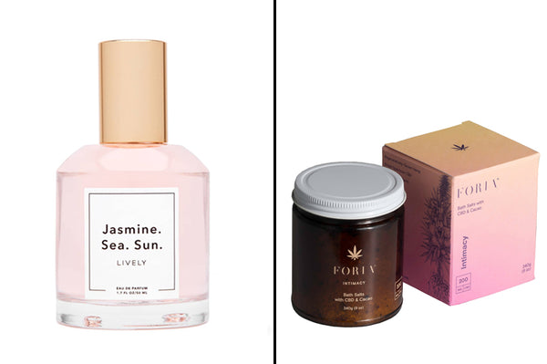Women's Fragrance and Bath Salts_Gift Ideas for Her