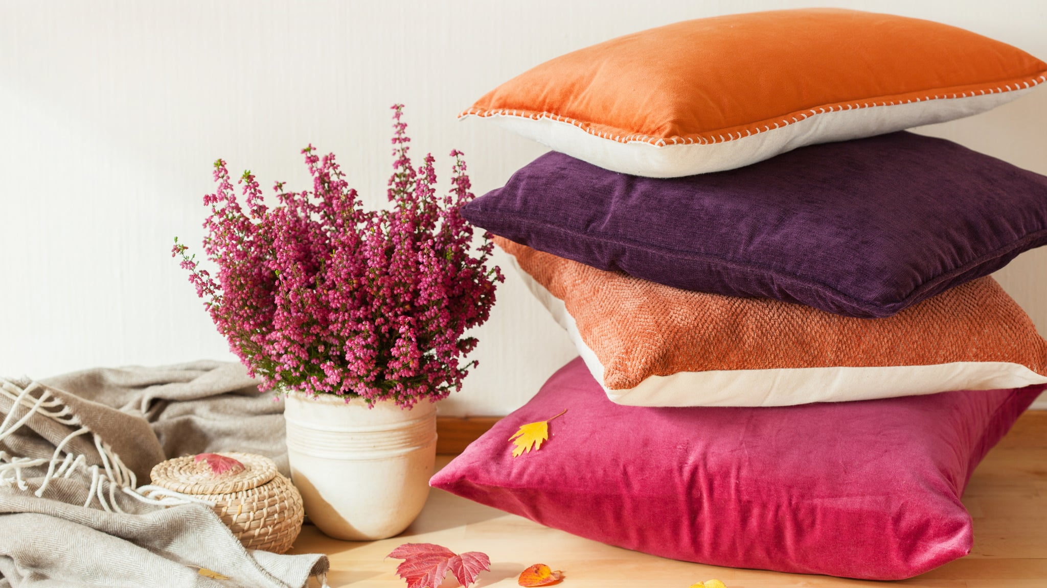 Refresh Your Home for Fall