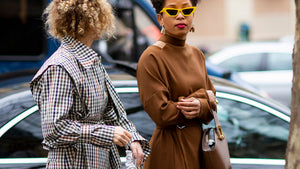 Vintage Fashion Looks to Love - Retro-inspired fashion trends to fit your style for the fall winter season.