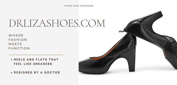 Shop the collection at Dr. Liza Shoes - where fashion meets function
