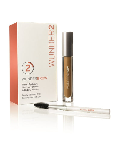 Wunder2 Eyebrow Gel_Long-Lasting Smudge-proof Beauty Cosmetics