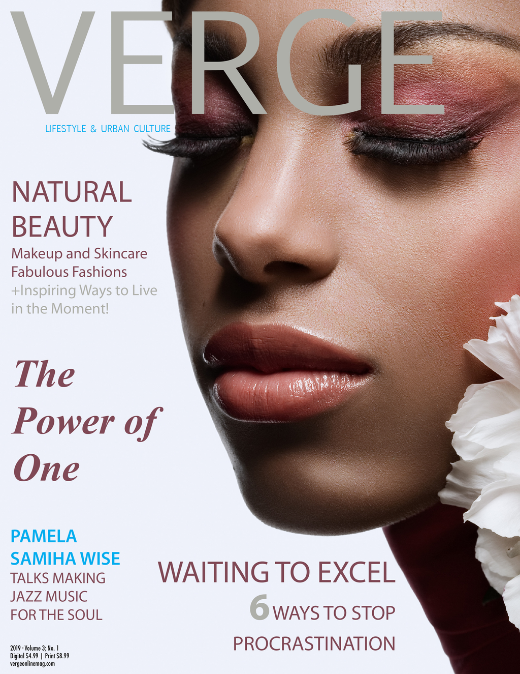 VERGE Lifestyle & Urban Culture Magazine - Magazine - VERGE 2019 - Issue 1 (Digital)
