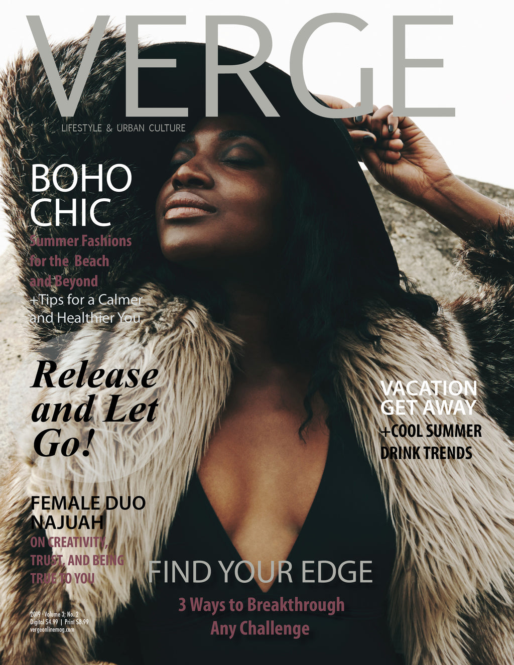 VERGE 2019 - Issue 2 (Digital)
