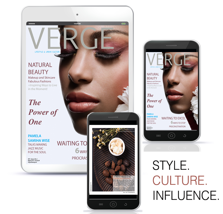 VERGE 2019 - Issue 1 (Digital)