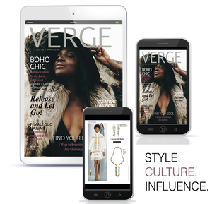 VERGE Lifestyle & Urban Culture Magazine - Magazine - VERGE 2019 - Issue 2 (Digital)
