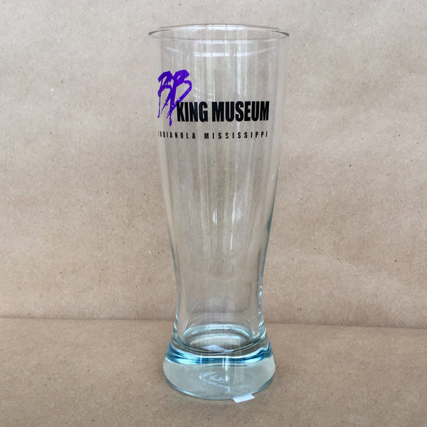 B.B. King Museum Beer Glass