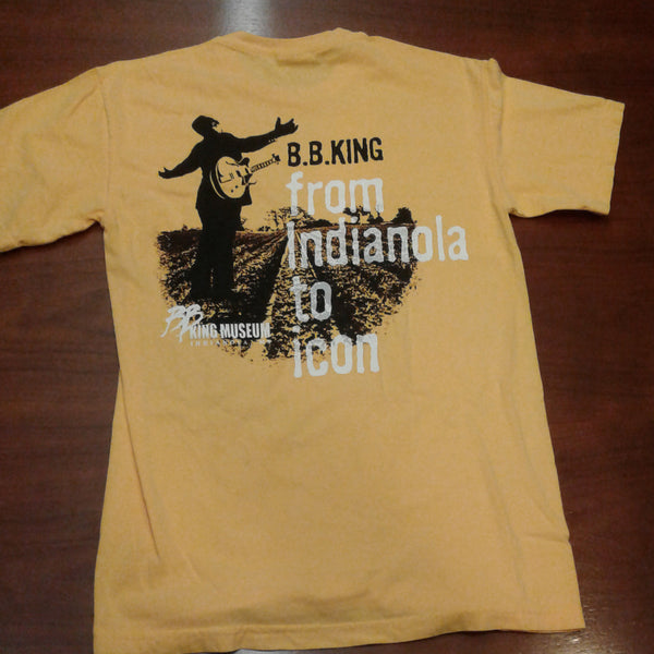 From Indianola to Icon Graphic Tee