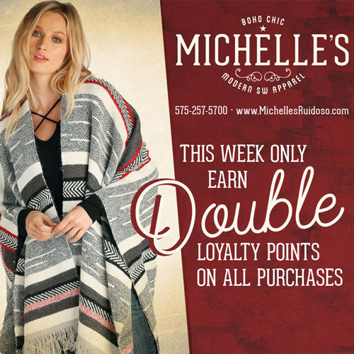 Loyalty Program at Michelle's