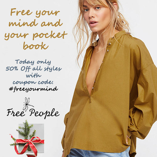 Free your mind and your pocket book!