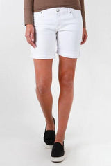 KUT - white shorts