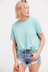 free people cloud 9 tee