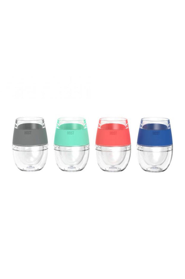 Wine Freeze Cooling Cups (4)