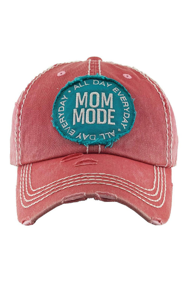 Mom Mode Baseball Cap