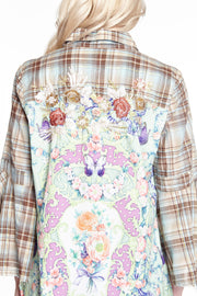 Aratta - It's Beautiful Shirt in Green (ED19CD34)