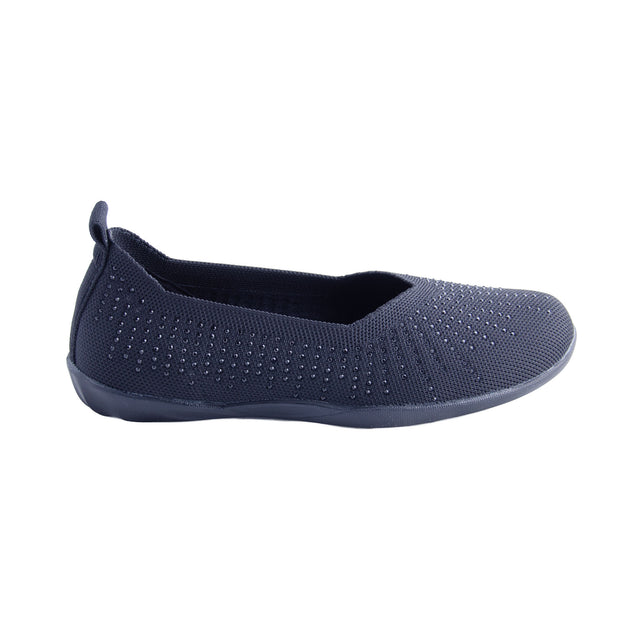 Bernie Mev - Adi Slip-on in Black (Adi)