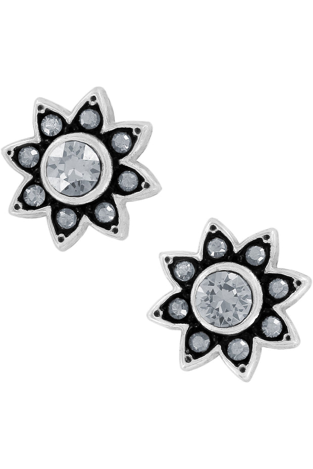 Brighton - Sahuri Stud Earrings in Silver (JA2951)