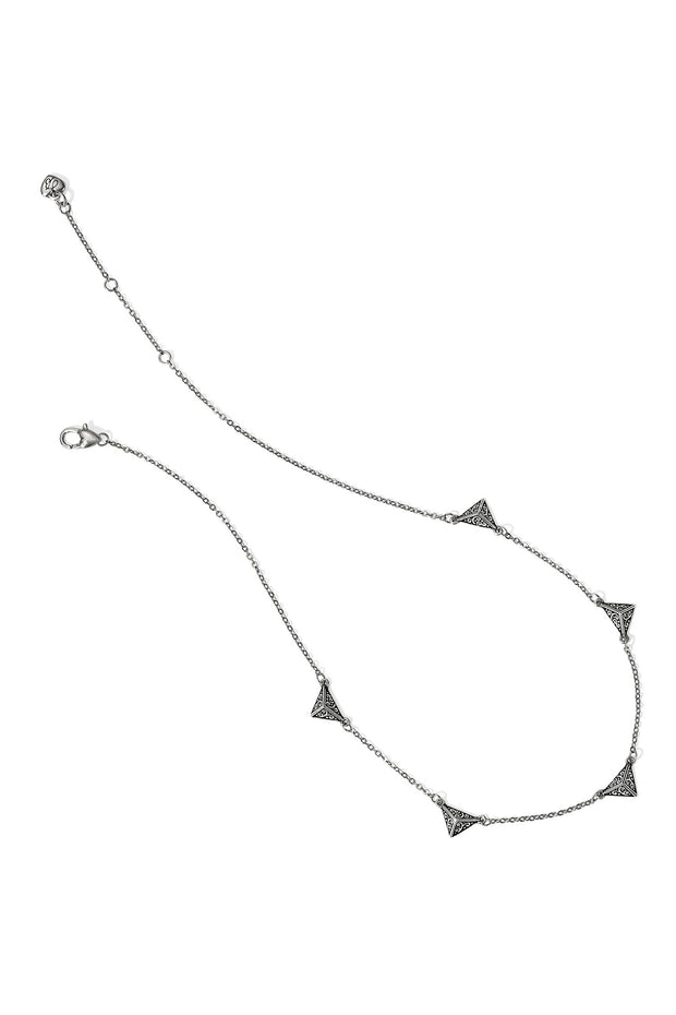 Brighton - Astrid Collar Necklace in Silver (JL7260)