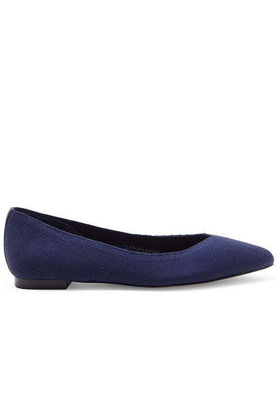 Corso Como - Julia Knit Slip-on Flat in Navy (Julia)