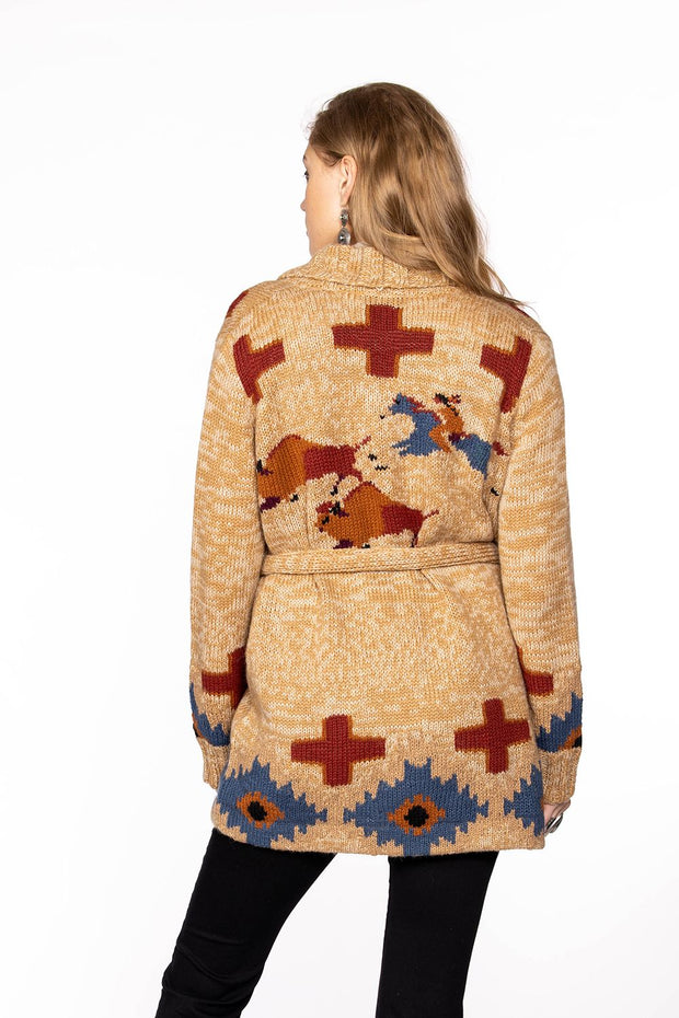 Buffalo Run Sweater