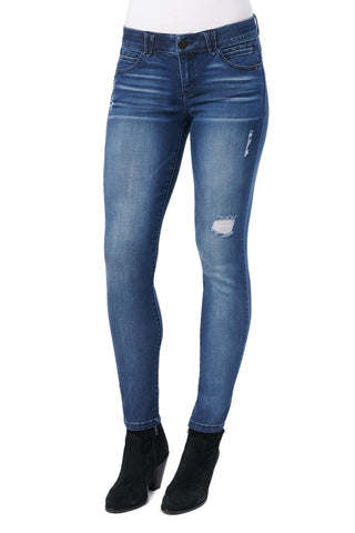 "Democracy - Luxe Touch ""Ab""solution Jegging in Blue (B1105F9NJ)"