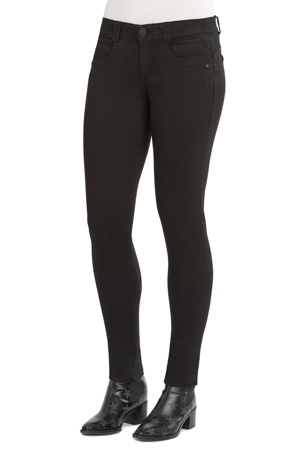 "Democracy - ""Ab""solution Jegging in Black (B1105VXSL)"