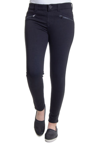 "Democracy - ""Ab""solution Ponte Legging in Black (B1607PK5E)"