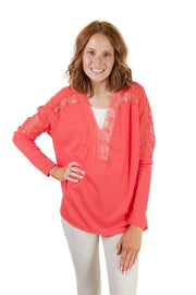 Lola Tee in Rose Crimson (OB1103287)