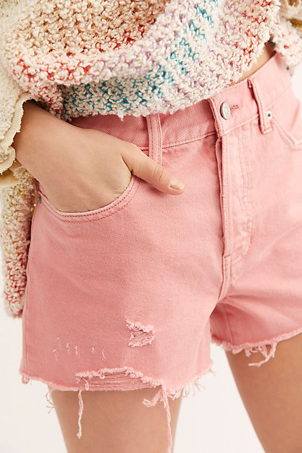 Free People - Sofia Shorts in Starlight (OB88931)