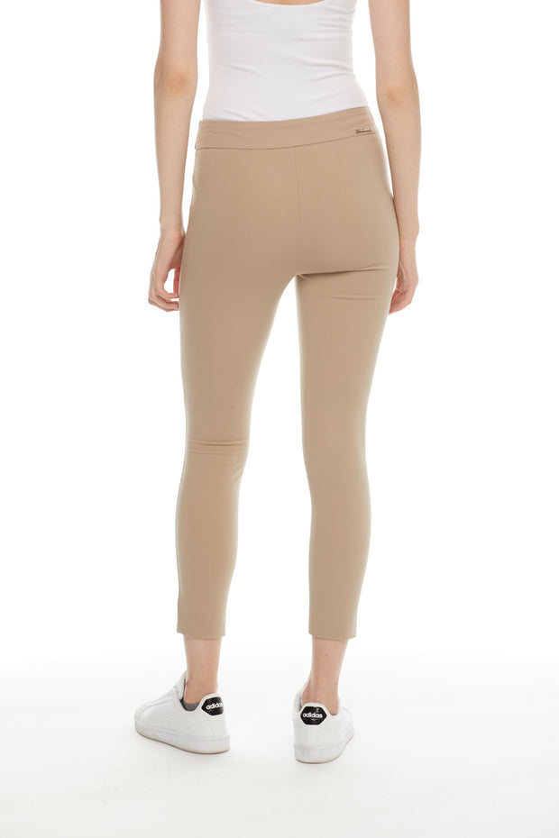 The Liv Pull-on Pant in Desert